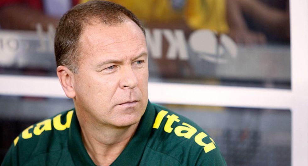 Brasil despidió a Mano Menezes a finales de 2012 por malos resultados.