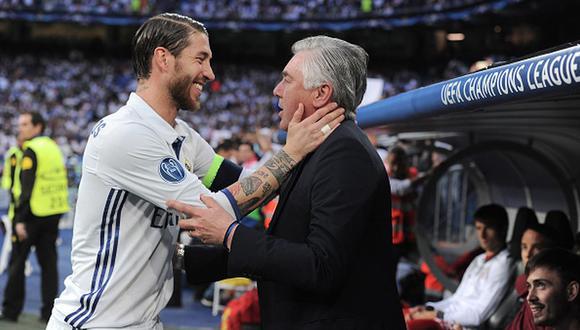 Real Madrid no renovó el contrato de Sergio Ramos y el camero terminó como fichaje del PSG. (Getty)