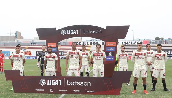 Universitario y el parte médico de cuatro jugadores (Foto: Liga 1)