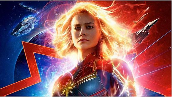 Capitana Marve es protagonizado por Brie Larson