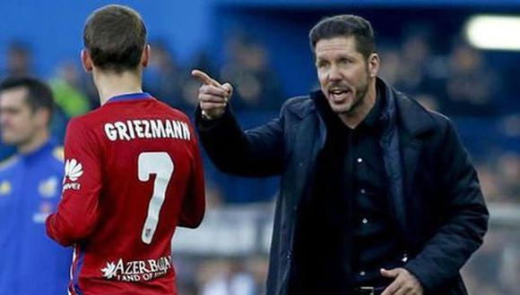 Antoine Griezmann recibirá diez millones de euros anuales en el Atlético de Madrid. (Foto: Getty)