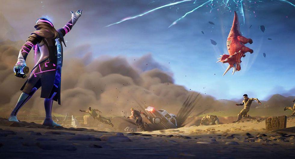 Fortnite: se filtraron los desafíos de la Semana 9. (Foto: Epic Games)