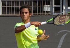 ¡La luchó, pero no se pudo! Juan Pablo Varillas se quedó en semifinales del Challenger de Santiago