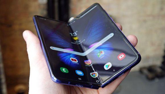 Samsung Galaxy Fold (TechRadar)