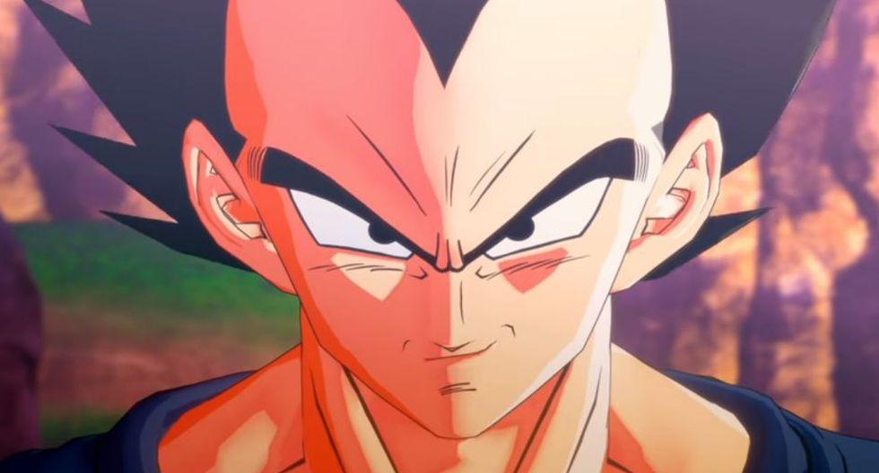 """""""Dragon Ball Z: Kakarot"""": Vegeta tiene un nuevo tráiler. (Bandai)"""