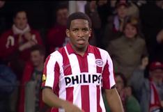 Jefferson Farfán siempre presente: PSV rememora su hat-trick ante Rotterdam [VIDEO]