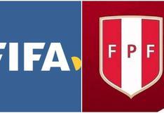 """FIFA advierte """"eventual suspensión"""" de la FPF en caso se derogue Ley de Fortalecimiento"""