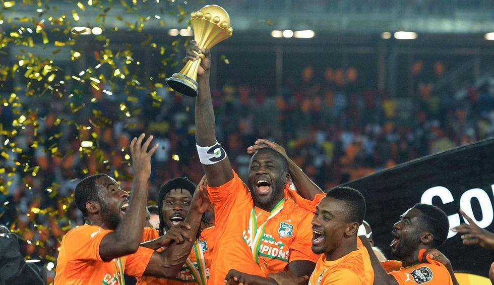 Yaya Touré: guió a la Selección de Costa de Marfil a ganar la Copa Africana de Naciones, en 2015.