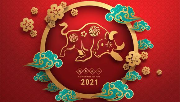 Horóscopo Chino 2021: cómo le irá en el amor a los 12 animales del zodiaco    Año Nuevo Chino   Buey de Metal   DEPOR-PLAY   DEPOR