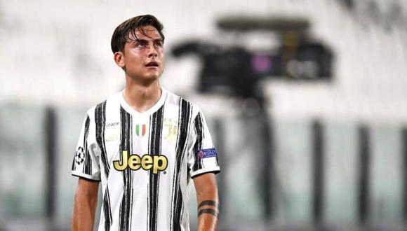 Paulo Dybala tiene contrato con Juventus hasta junio de 2022. (AFP)
