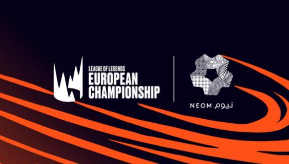 League of Legends: LEC, la liga europea, cancela su acuerdo con NEOM por polémica. (Foto: Riot Games)