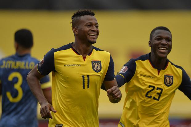 Ecuador and Colombia meet in Barranquilla for game day 12 of the qualifiers.  (Photo: AFP).