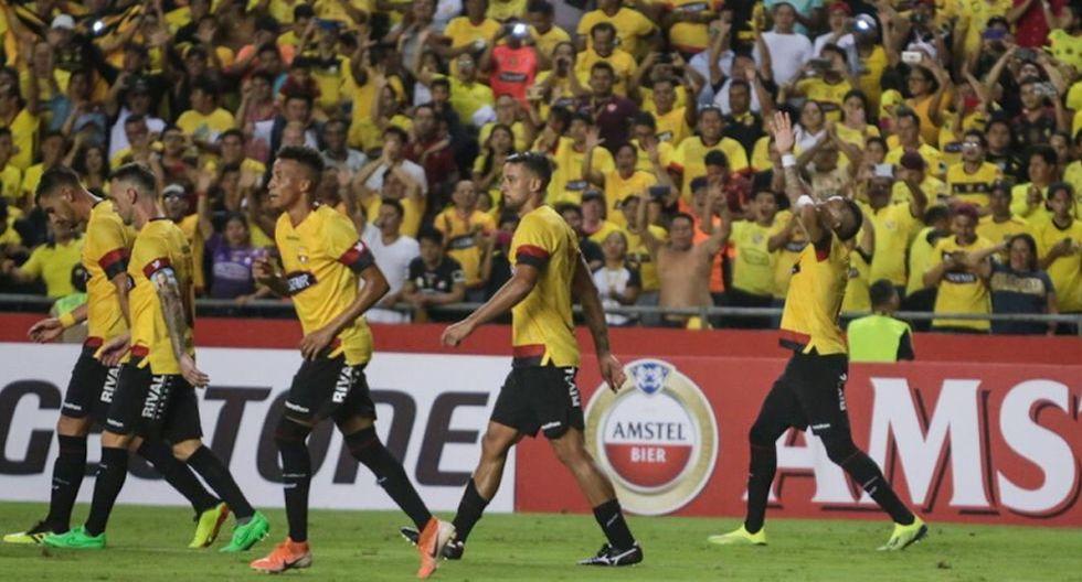 Barcelona SC entrena en Matute con miras al duelo con Sporting Cristal. (Foto: Prensa BSC)