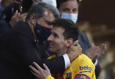 Se queda: el último movimiento de Laporta para cerrar el fichaje de Messi