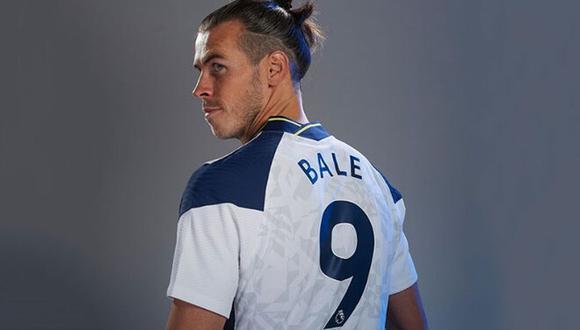 Gareth Bale llega a los 'Spurs' cedido una temporada por el Real Madrid. (Foto: Tottenham)