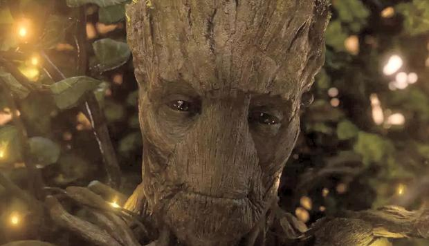 """Vi Diesel lent his voice to Groot in """"Guardians of the Galaxy"""" (Photo: Marvel Studios)"""