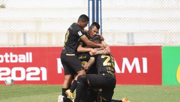 Universitario volvió al triunfo después de seis fechas (FOTO:LIGA1)