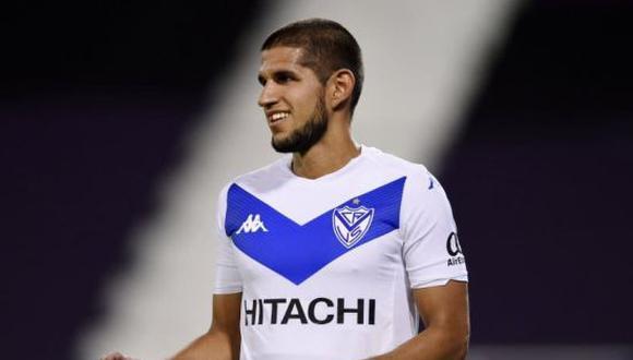 Luis Abram llegaría al Celta de Vigo en la próxima temporada. (Foto: Twitter)