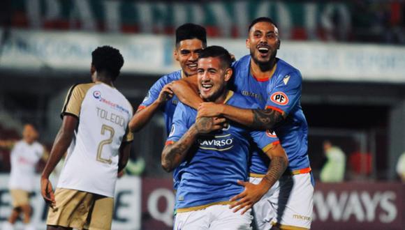 Cusco FC no pudo en Santiago, cayó goleado 3-0 ante Audax Italiano y quedó eliminado de la Copa Sudamericana 2020.