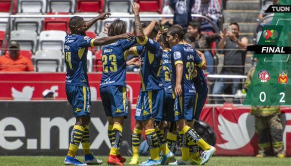 Monarcas Morelia llegó a las 13 unidades en el Torneo Apertura. (Foto: Agencias)