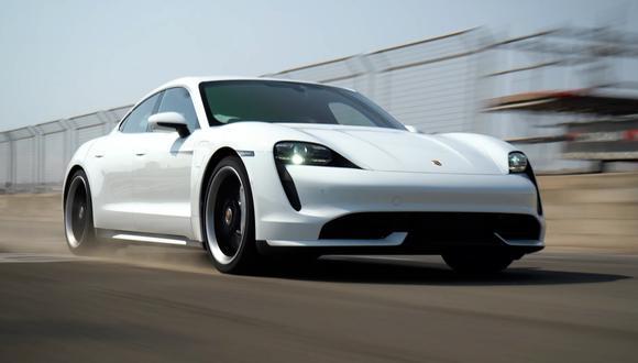 Porsche Taycan demuestra su poderío en el Perú (Foto: Porsche)