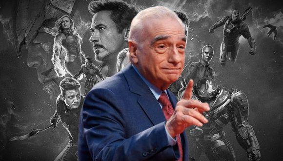 Scorsese desató polémica por sus declaraciones (Marvel)