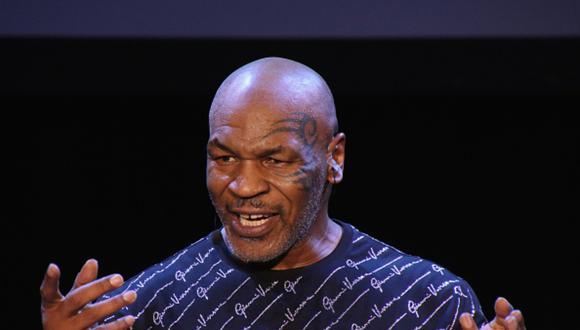 Tyson se retiró del boxeo profesional con 50 victorias y 6 derrotas. (Foto: Getty Images)