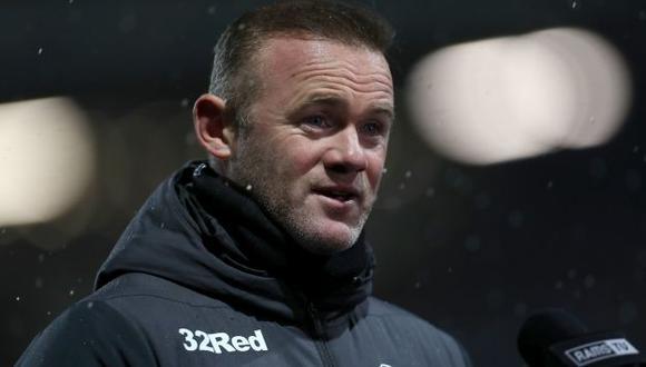 Wayne Rooney se retiró del fútbol profesional a inicios de este año. (Foto: Derby County)