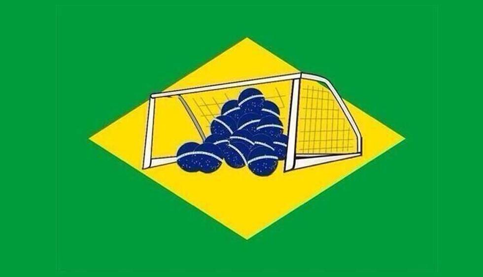Brasil 1-7 Alemania: 20 memes que recuerdan la histórica paliza del Mineirao.