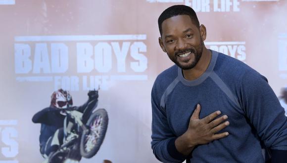 El actor Will Smith dejará de lado su carisma para representar una de las historias más crueles de Estados Unidos. (AFP).