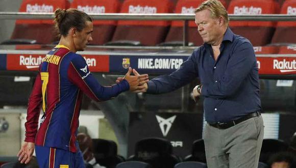 Koeman dirigirá su segunda temporada al frente del FC Barcelona. (Foto: AFP)