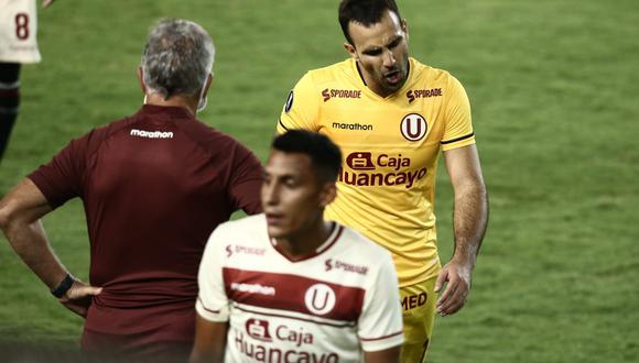 Los equipos peruanos que cayeron en los últimos minutos por Copa Libertadores. (Foto: Jesús Saucedo/GEC)