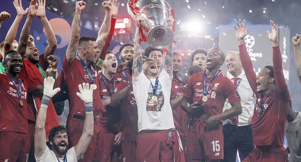 Liverpool confirmó la despedida de dos cracks de cara a la próxima temporada. (Getty)