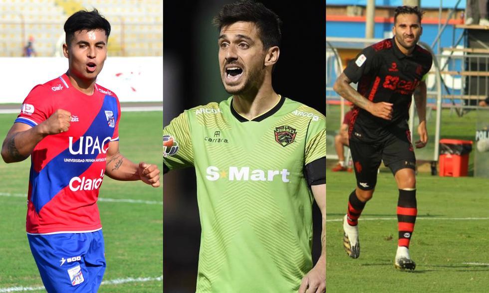 Los minutos sumados la temporada pasada de las nuevas incorporaciones de Alianza Lima. (Fotos: Agencias)