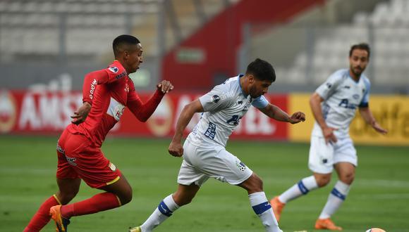 Sport Huancayo y Liverpool se enfrentaron en el Estadio Nacional. (Foto: Agencias)