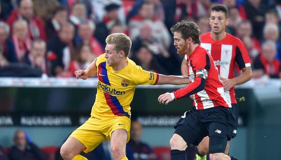Con Messi y Griezmann, el lamento de los jugadores del Barcelona tras caer en la Copa del Rey