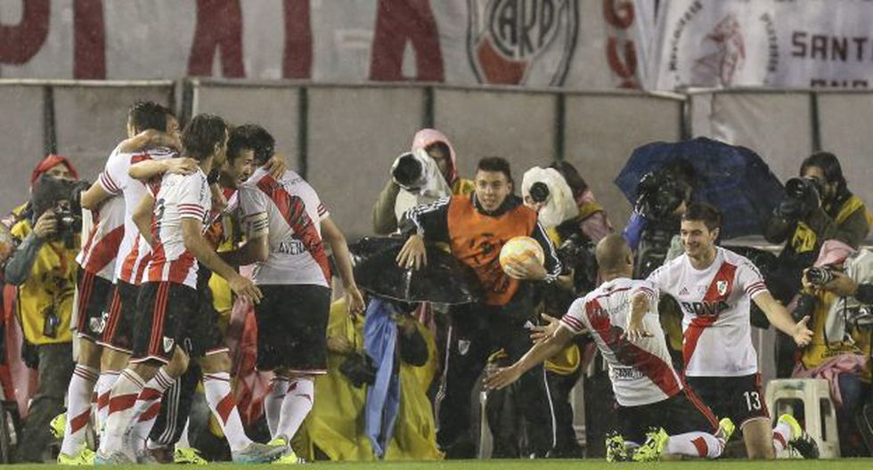 River Plate se proclamó campeón de la Copa Libertadores en el 2015. (Foto: EFE)