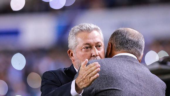 Víctor Vucetich ha sido duramente criticado por el mal arranque de Chivas en el presente Clausura de la Liga MX (Foto: Getty Images)