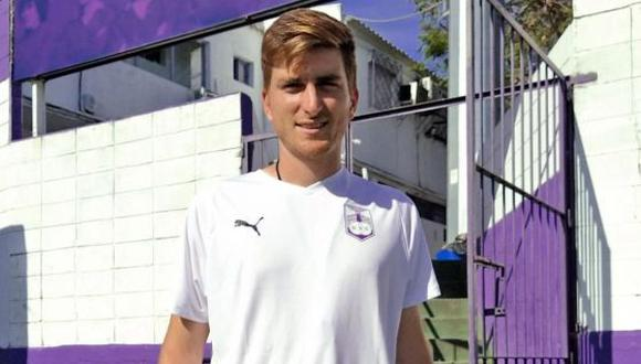 Varini es el DT más joven del fútbol uruguayo. (Foto: Defensor Sporting)