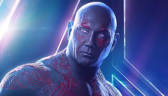 Marvel: Dave Bautista arremete contra Marvel por la historia de Drax (Foto: Marvel Studios)