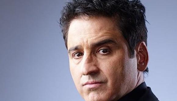Actor Robinson Díaz tiene fama internacional, pero en su lista hay una novela que fracasó. (Foto: Instagram/ Robinson Díaz)