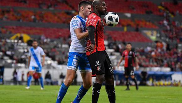 Atlas cayó 1-0 ante Puebla en el duelo por la fecha 11 del Torneo Apertura 2021 de la Liga MX. (Foto: Atlas)