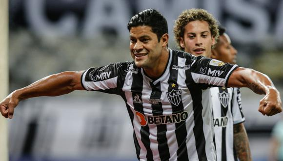 Atlético Mineiro goleó a Cerro Porteño por Copa Libertadores. (Foto: Conmebol)