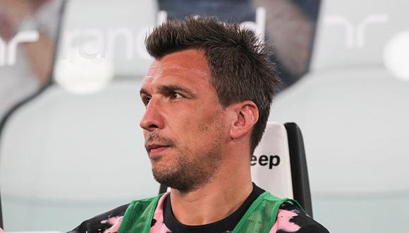Mario Mandzukic llegó a Juventus procedente del Atlético de Madrid. (Getty)