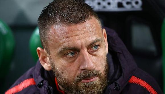 De Rossi ha jugado 17 temporadas en la AS Roma. (Foto: Getty Images)