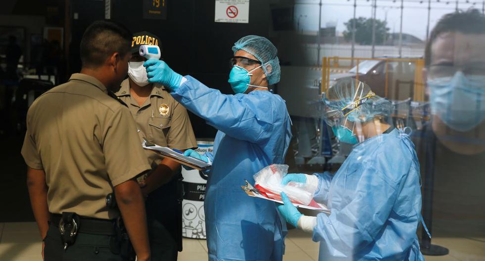 Últimas noticias y minuto a minuto del coronavirus en el Perú al 1 de abril.  (Foto: Reuters)
