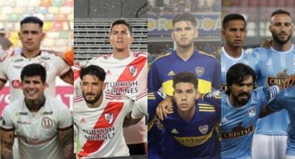 Equipos clasificados a la Copa Libertadores 2021 (Foto: Agencias)
