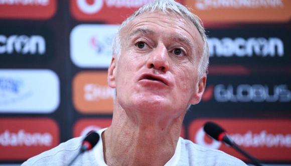 Didier Deschamps ha logrado encontrar la mejor versión de Antoine Griezmann. (Foto: AFP)