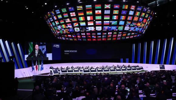 Aplazamiento del Congreso de la FIFA a causa de la COVID-19. (Getty)