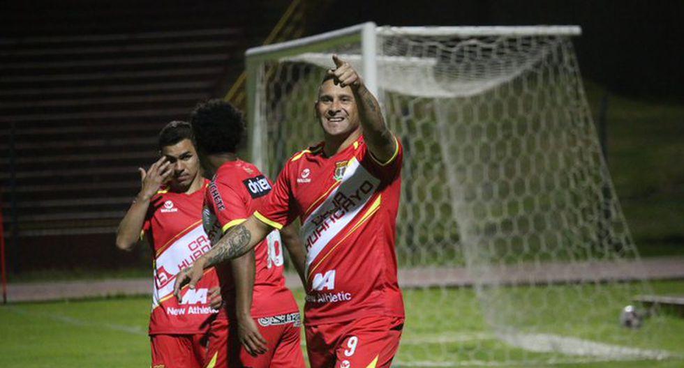 Sport Huancayo superó 4-2 a Deportivo Municipal por la Fecha 4 del Torneo Clausura de la Liga 1. (Foto: @Liga1Movistar)